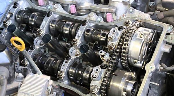 Стоимость капитального ремонта двигателя