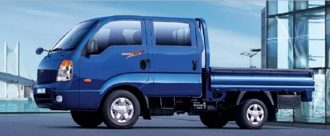 Качественный ремонт грузовых автомобилей KIA