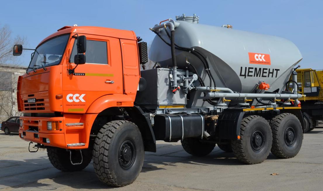 Обслуживание и ремонт автоцементовозов в Ростове-на-Дону