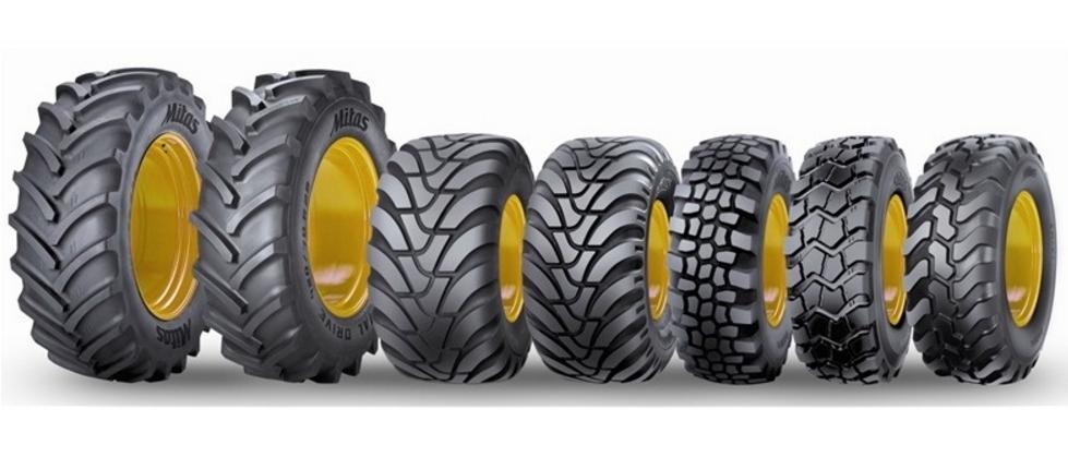 Шиномонтаж грузовых и сельскохозяйственных шин