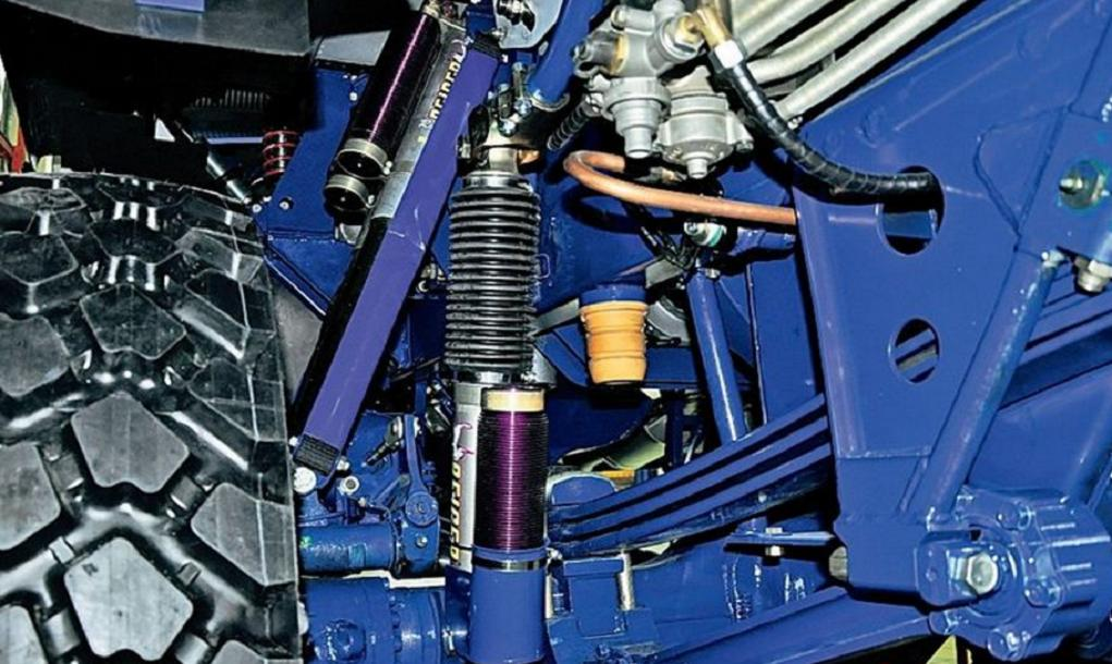 Купить надежные рессоры и другие запасные части на все модели автомобилей КАМАЗ