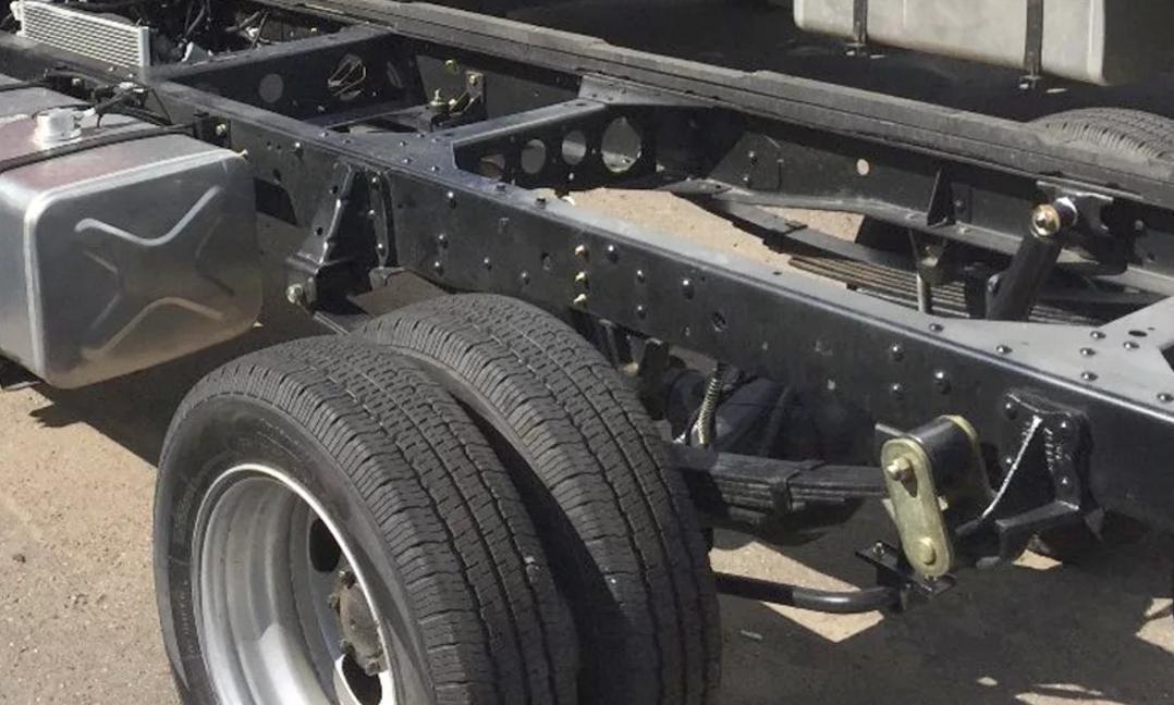 Запасные части для подвески и ходовой части Foton