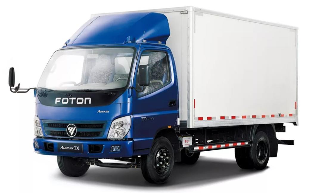 Ремонт ходовой. подвески грузовых Фотон