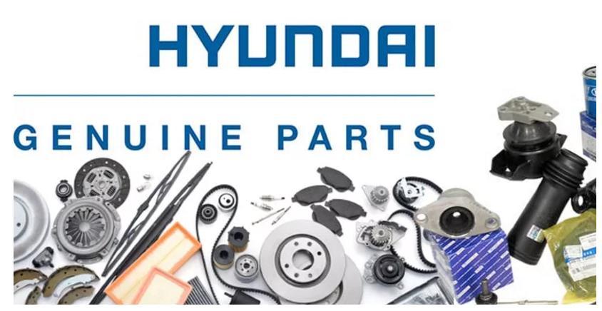 Большой выбор запасных частей для грузовых Hyundai