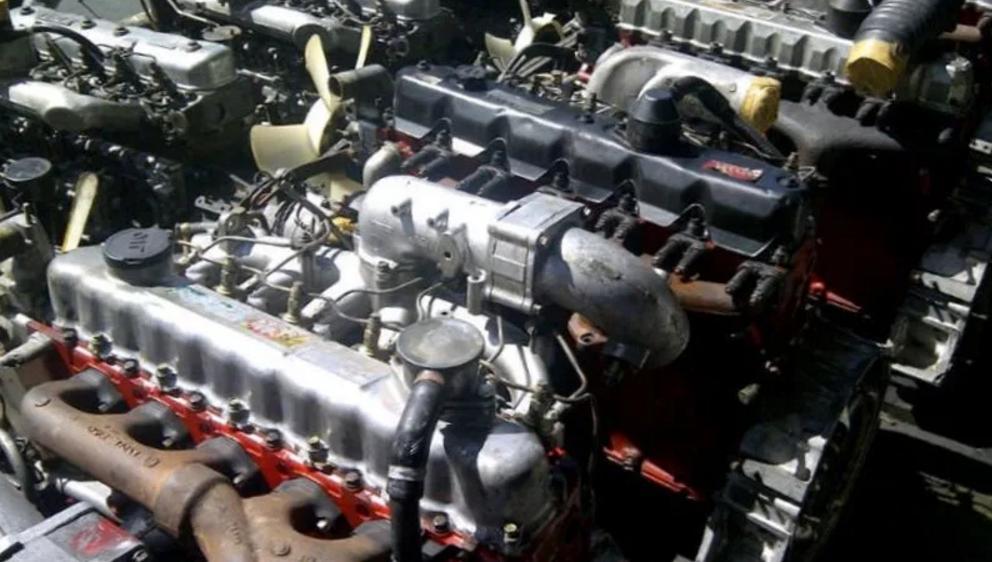Наша компания предлагает большой ассортимент контрактных двигателей