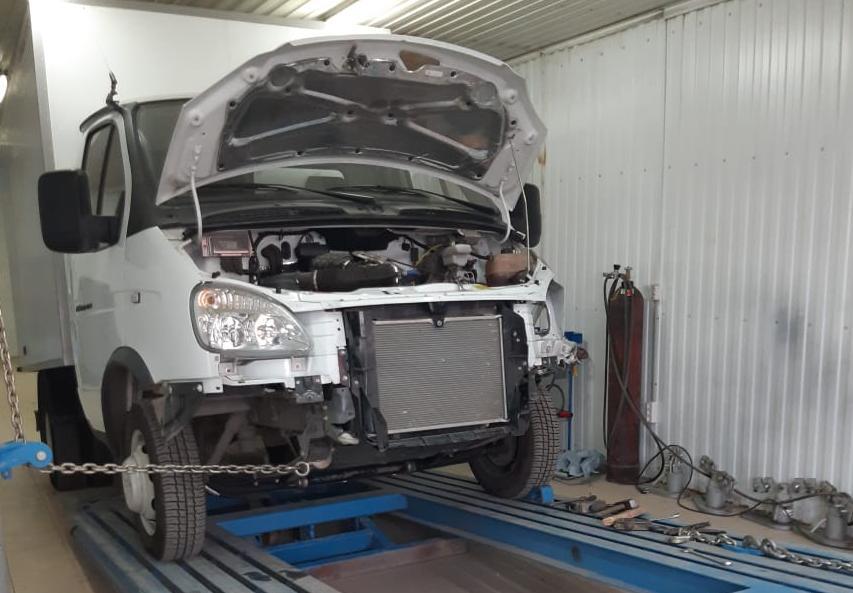 Кузовной ремонт Газель