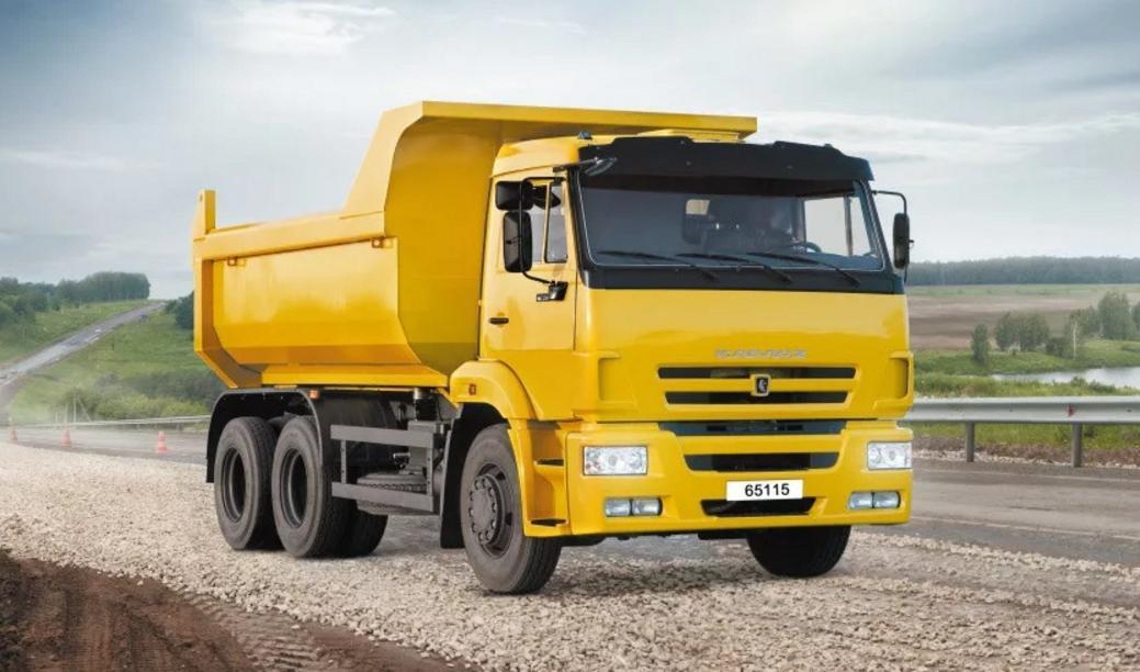 Техническое обслуживание грузовых машин