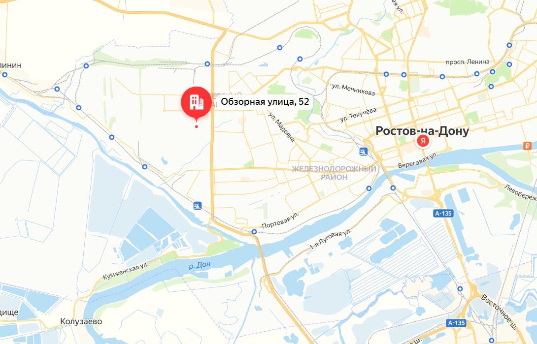 Автостоянка расположена на территории нашего автосервиса Ростов, Левенцовский район, улица 2-а Обзорная, 52.