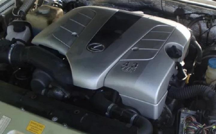 Замена двигателей на Японские 3UZ FE с регистрацией